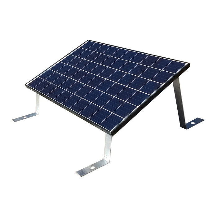 Solar Panel Ground Mounting Feet - Plug and Play Solar
