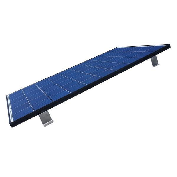 Already Have Lead Unit? Roof Mount ADD-ON Grid Tied Home Solar Kit - Plug and Play Solar