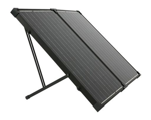 Humless Solar Go 130W Foldable Panel - Plug and Play Solar