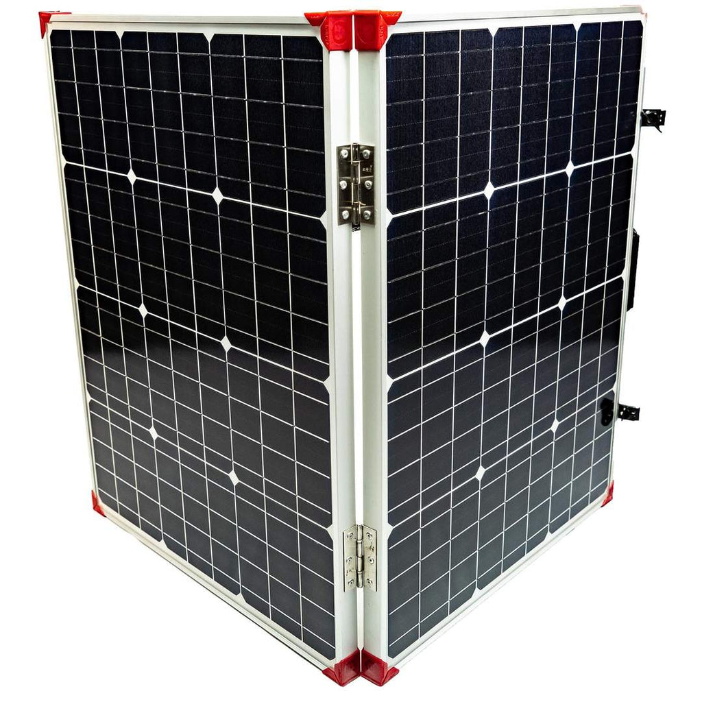 Lion Energy 500 Solar Generator Kit One 100 Watt