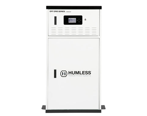 Humless 12kWh Home Plus Off Grid Power System