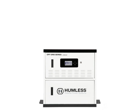 Humless 4.8kWh Home Standard Off Grid Power System