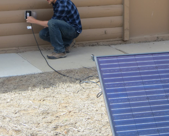 Already Have Lead Unit? Ground Mount ADD-ON Grid Tied Home Solar Kit - Plug and Play Solar