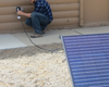Already Have Lead Unit? Ground Mount ADD-ON Grid Tied Home Solar Kit
