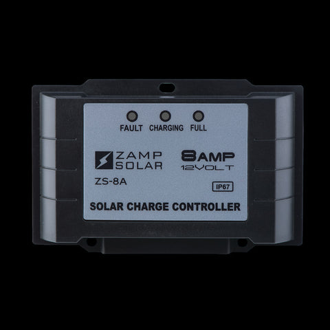 8 Amp 5-Stage Waterproof Controller