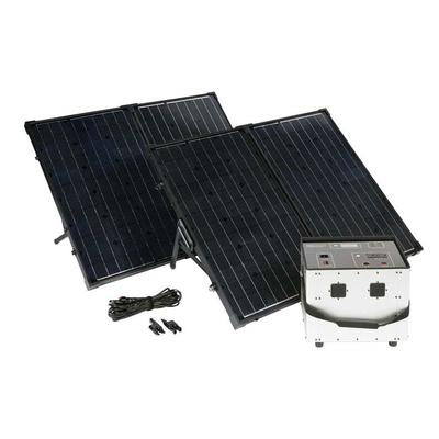 Solar Battery Packs