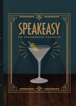 Speakeasy Cocktail Book