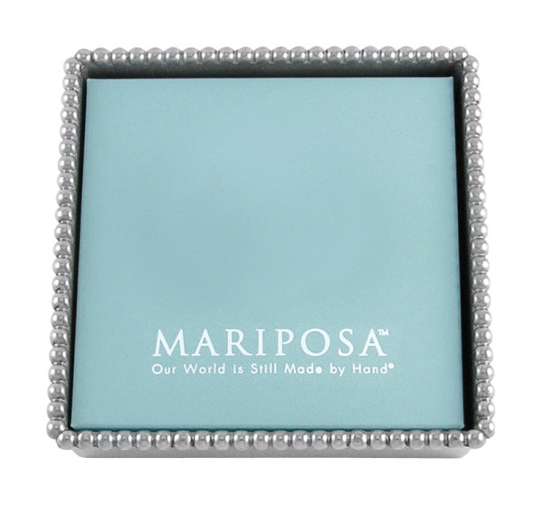 Mariposa Beaded Napkin Holder