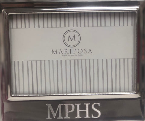 Mariposa High School Frames
