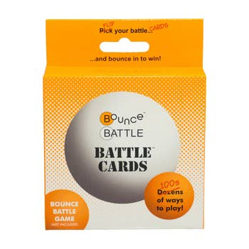 Battle Cards for Bounce Battle
