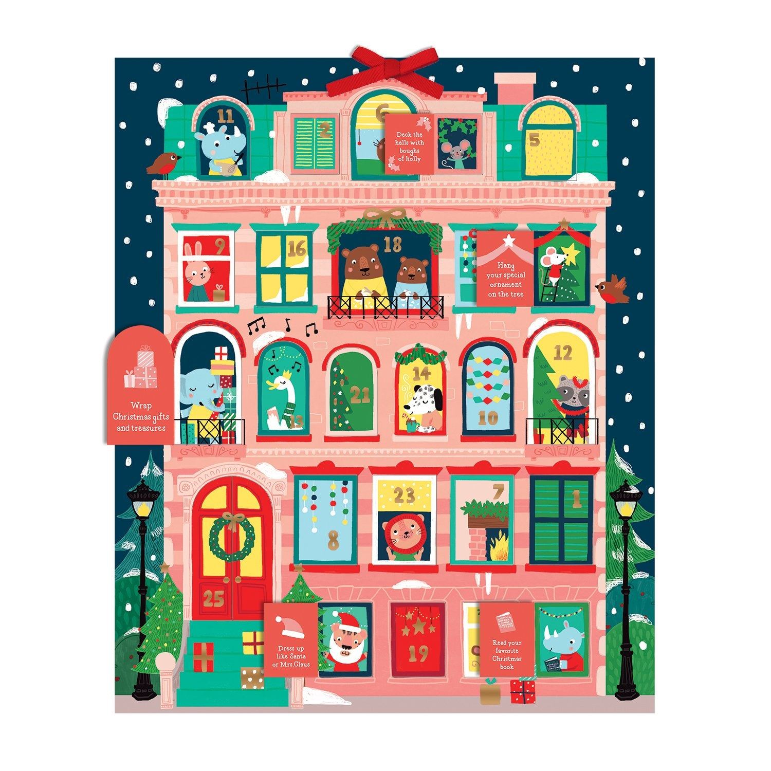 Santa, Stop Here! Advent Calendar