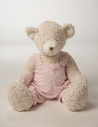 Pink Teddy Bear, 18 Inches