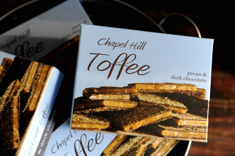 Chapel Hill Toffee - 5 oz. box