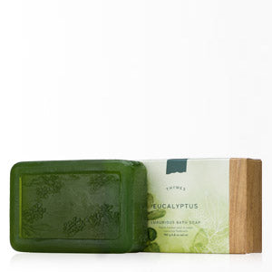 Thymes Eucalyptus Bar Soap 6.8 oz.