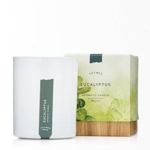 Thymes Eucalyptus Aromatic Candle