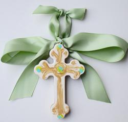 "Cross, 6"" Gentleness"