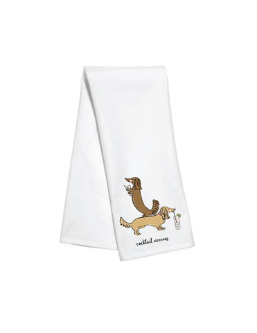 Toss Bar Towels
