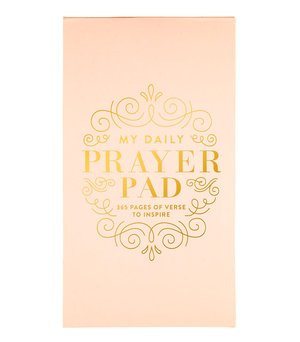 Christian Collection Daily Bible Verse Pad
