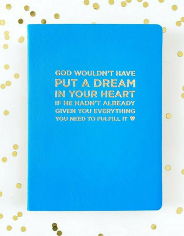 God/Dreams Notebook