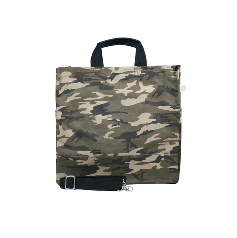 Luxe North South Canvas Bag