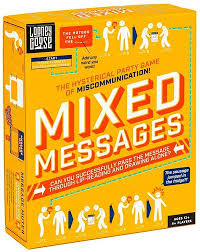 Mixed Messages Party Game