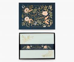 Social Stationery /Botanical
