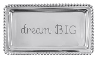 Mariposa Dream Big Beaded Statement Tray