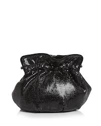 Shiny  Snake Evening Bag
