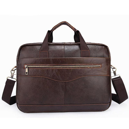 BAILLR Genuine Leather Briefcase and Tote Bag - Hot Or Not