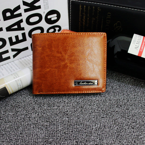 La MaxZa Genuine Leather Wallet - Hot Or Not
