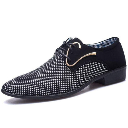 JACK WILLDEN -  Men's Italian Style Dress Shoes - Hot Or Not