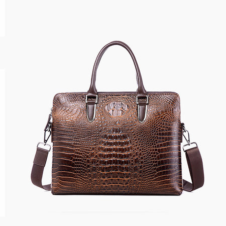 TOP POWER Genuine Leather Shoulder Bag - Hot Or Not