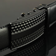 The Delphi Leather Belt With Automatic Buckle - Hot Or Not