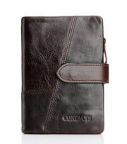 READY - Leather Men Wallets - Hot Or Not