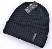 Beanie Knitted Wool Hat - Hot Or Not