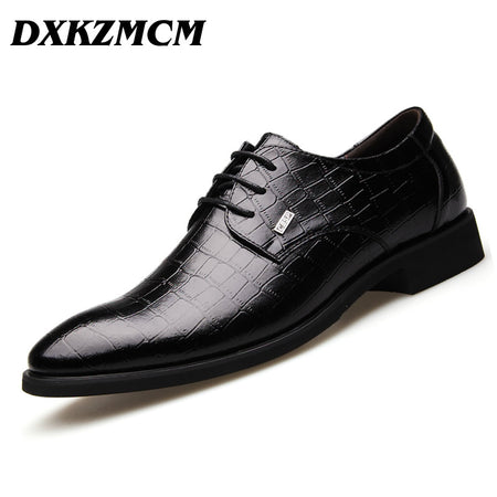 Leather Men Ddress Shoes - Hot Or Not