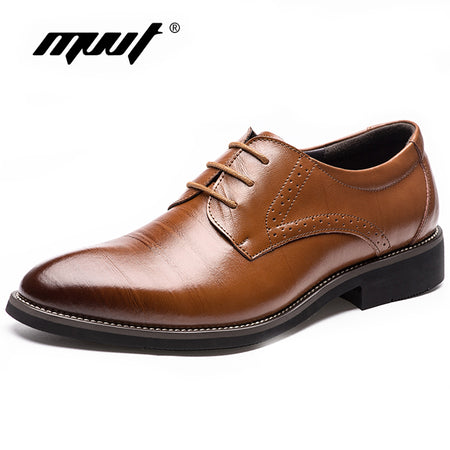 Pointed Toe Men's Shoes - Hot Or Not