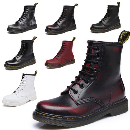 Men Motorcycle Martin Boots - Hot Or Not