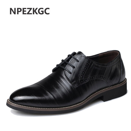 Mens Luxury Business Shoes - Hot Or Not