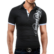 Men Short-Sleeve Printing T Shirt - Hot Or Not