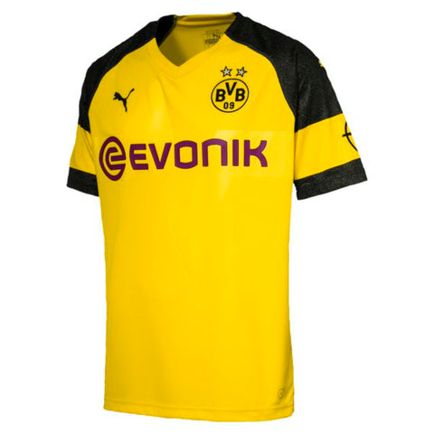 BVB Men's Home Replica Jersey 2018-19