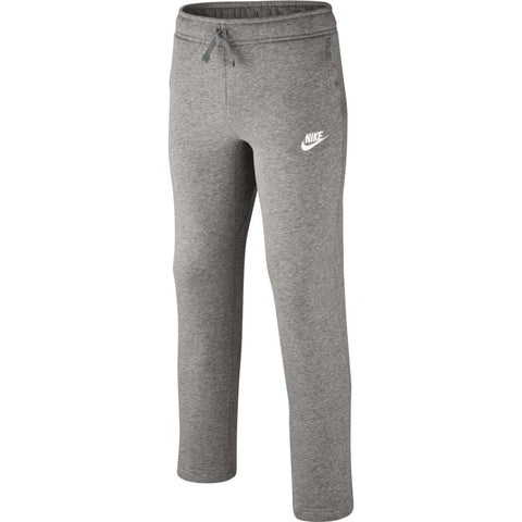 BOY'S NIKE SPORTSWEAR PANT - DARK GREY HEATHER