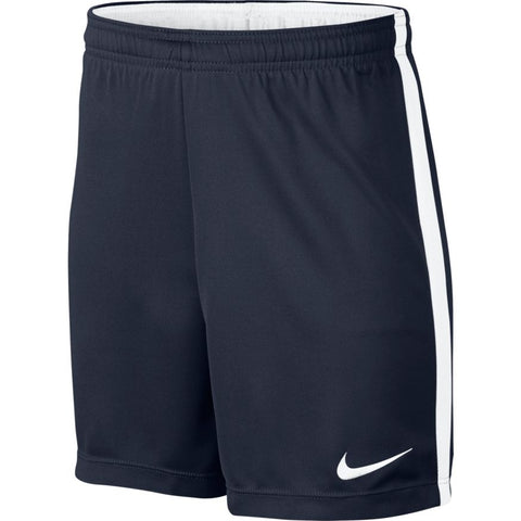 KID'S NIKE DRY ACADEMY FOOTBALL SHORT - OBSIDIAN