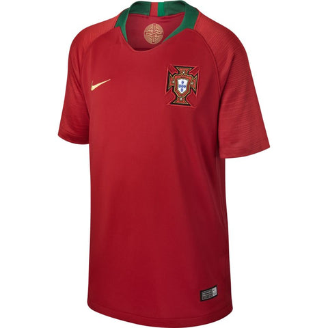Nike Breathe JR Portugal Stadium Home