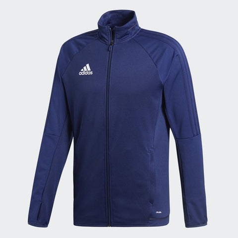 MEN'S TIRO 17 TRAINING JACKET - DARK BLUE