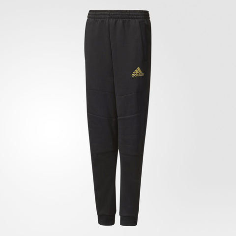 YOUTH URBAN FOOTBALL JOGGERS - BLACK