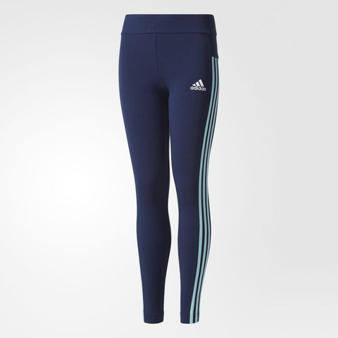 YOUTH ESSENTIALS 3-STRIPES TIGHTS