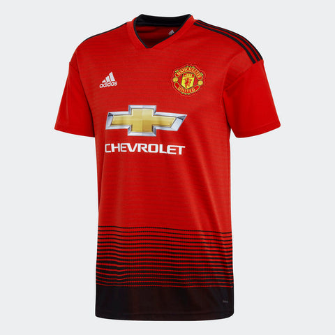 MANCHESTER UNITED HOME JERSEY 2018-19