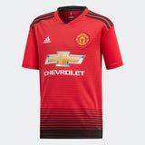 MANCHESTER UNITED KIDS HOME JERSEY 2018-19