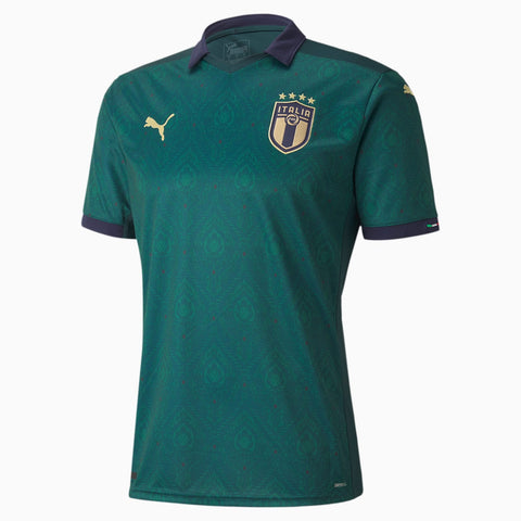 FIGC Youth Italia Third Jersey